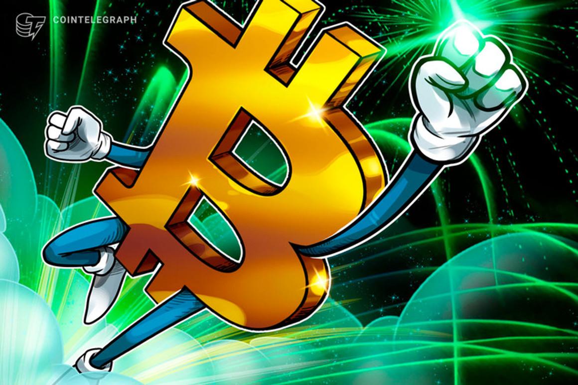 El precio de Bitcoin era de USD 6,397 antes del primer estímulo aprobado por el Congreso de los EE.UU. ¿Se repetirá la historia?
