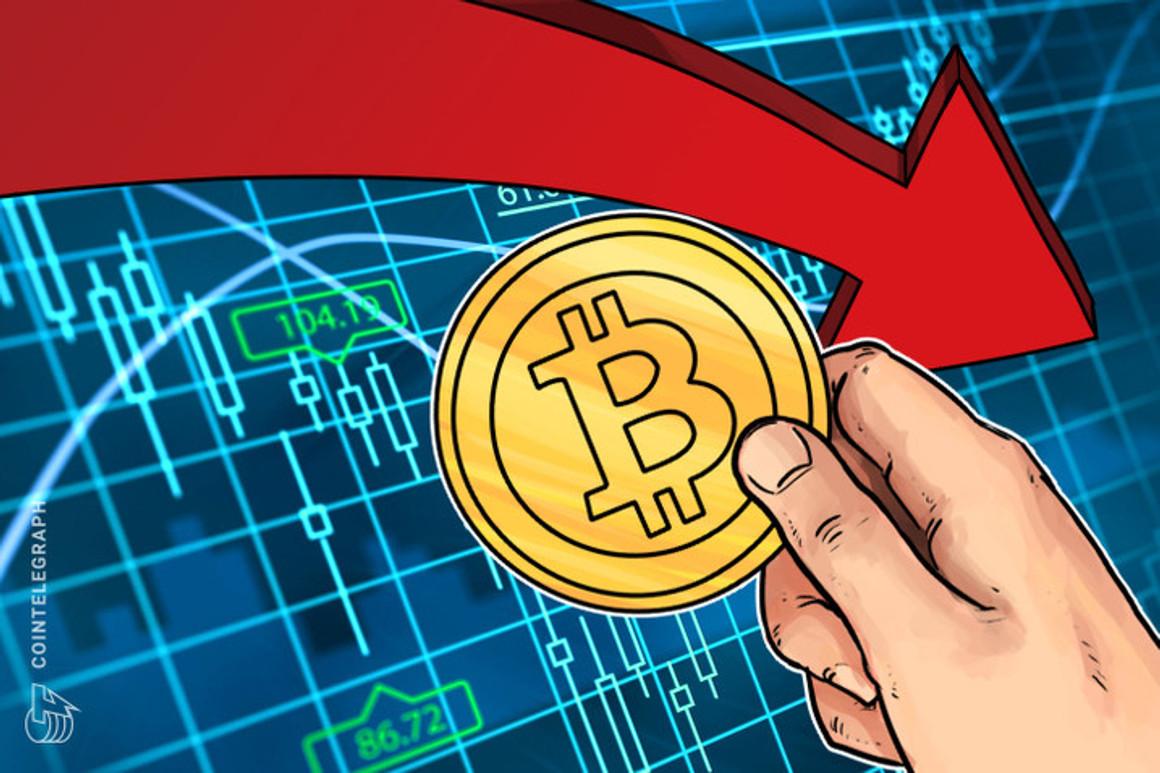 CEO de Onyze cree que la baja del precio de bitcoin se debe a ventas de inversores