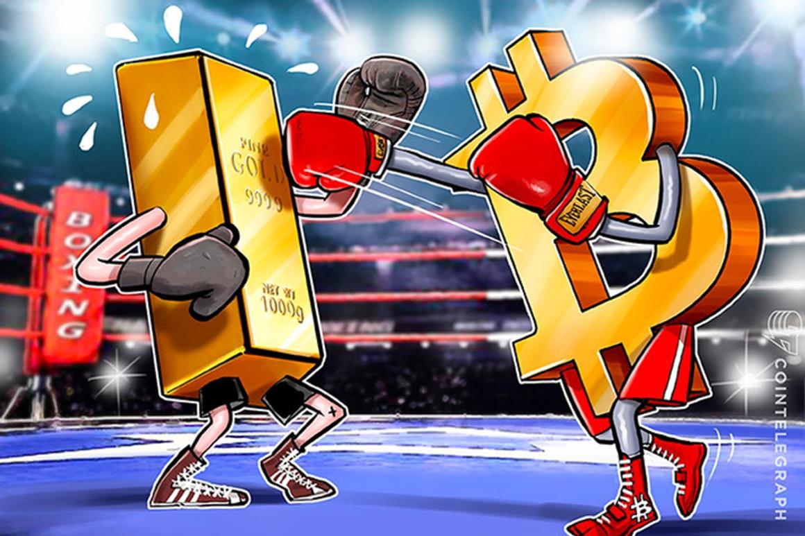 ¿El oro ha muerto? ¿Larga vida a Bitcoin?