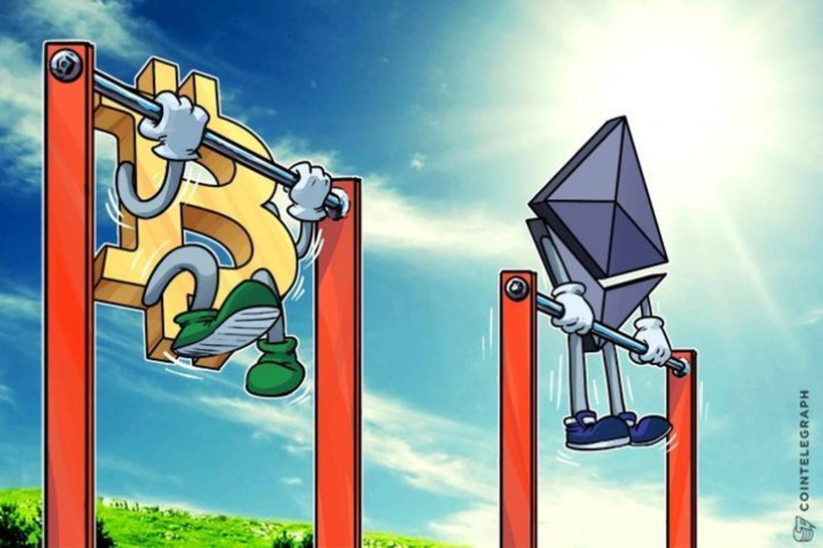 ¿Hay contraposición entre Bitcoin y Ethereum?