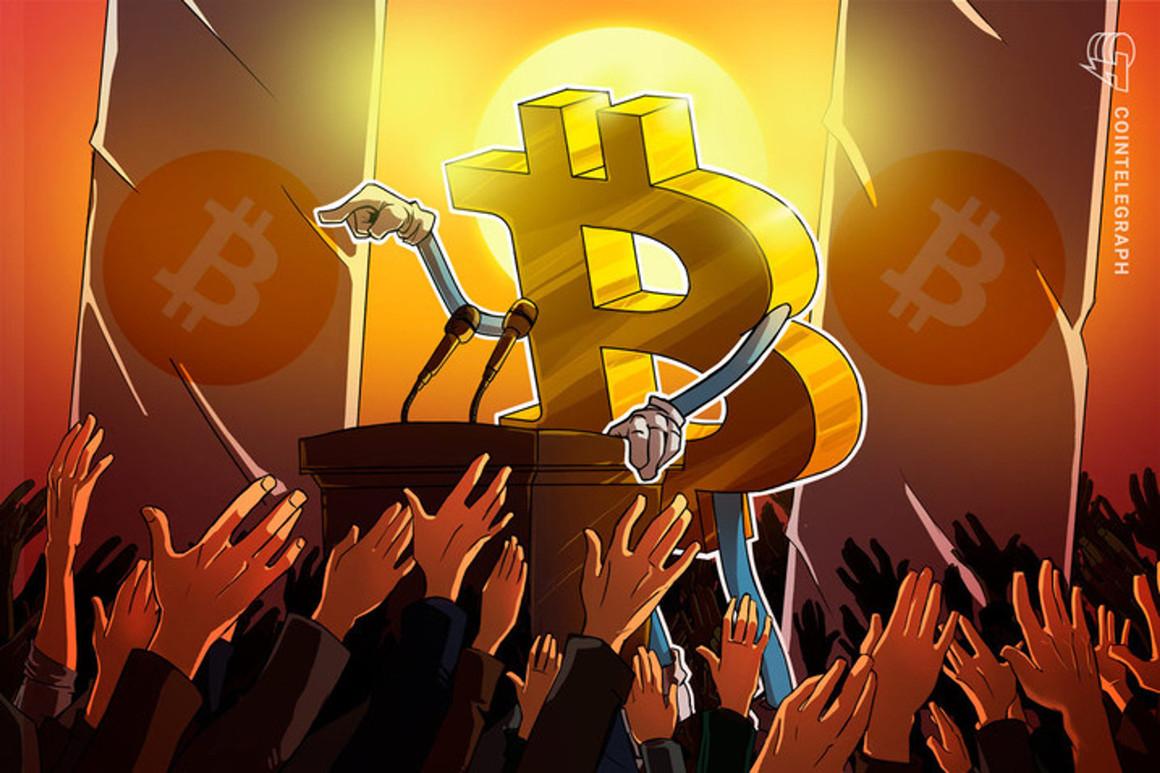 """""""Pienso que bitcoin es un gran activo como reserva de valor"""""""