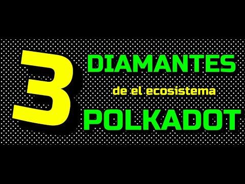 3️⃣TRES DIAMANTES 💎 del ecosistema de POLKADOT !!!