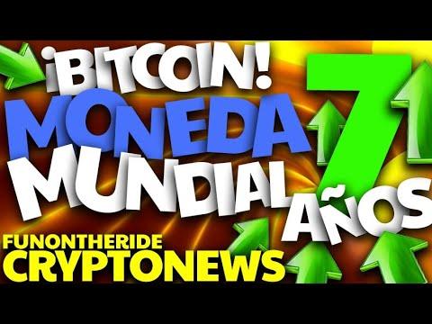 ¡BITCOIN, MONEDA para el COMERCIO INTERNACIONAL en 7 AÑOS!
