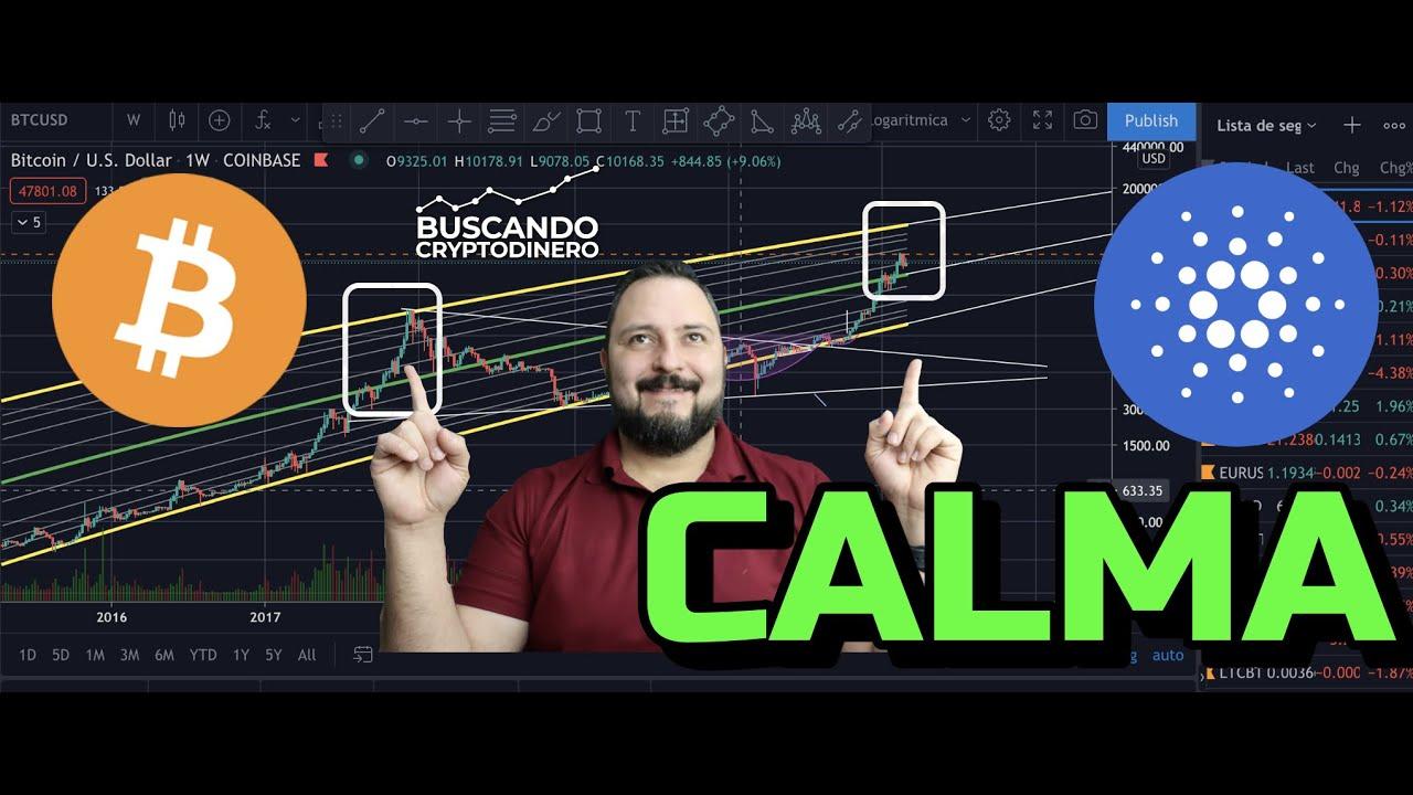 """🔵 Calma Bitcoiners y Altcoiners """"Esto es Normal"""" + 9 Reviews y 2 Rifas !!"""