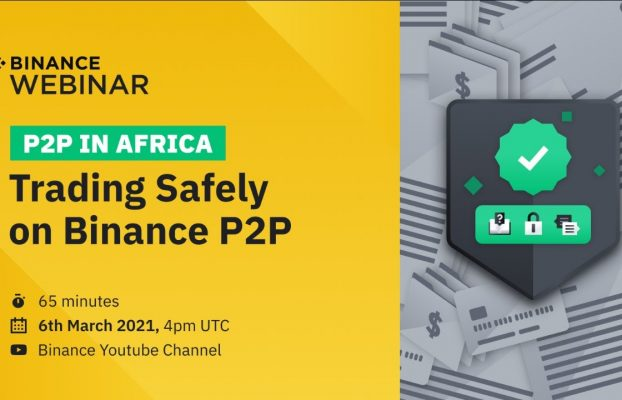 P2P in Africa – Trading safely on Binance P2P