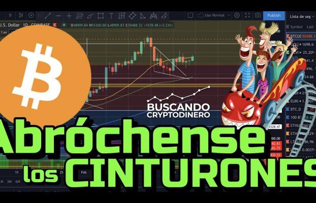 🚀Abróchense los Cinturones Bitcoiners y Altcoiners !!! + 17 Altcoins y Rifa !!