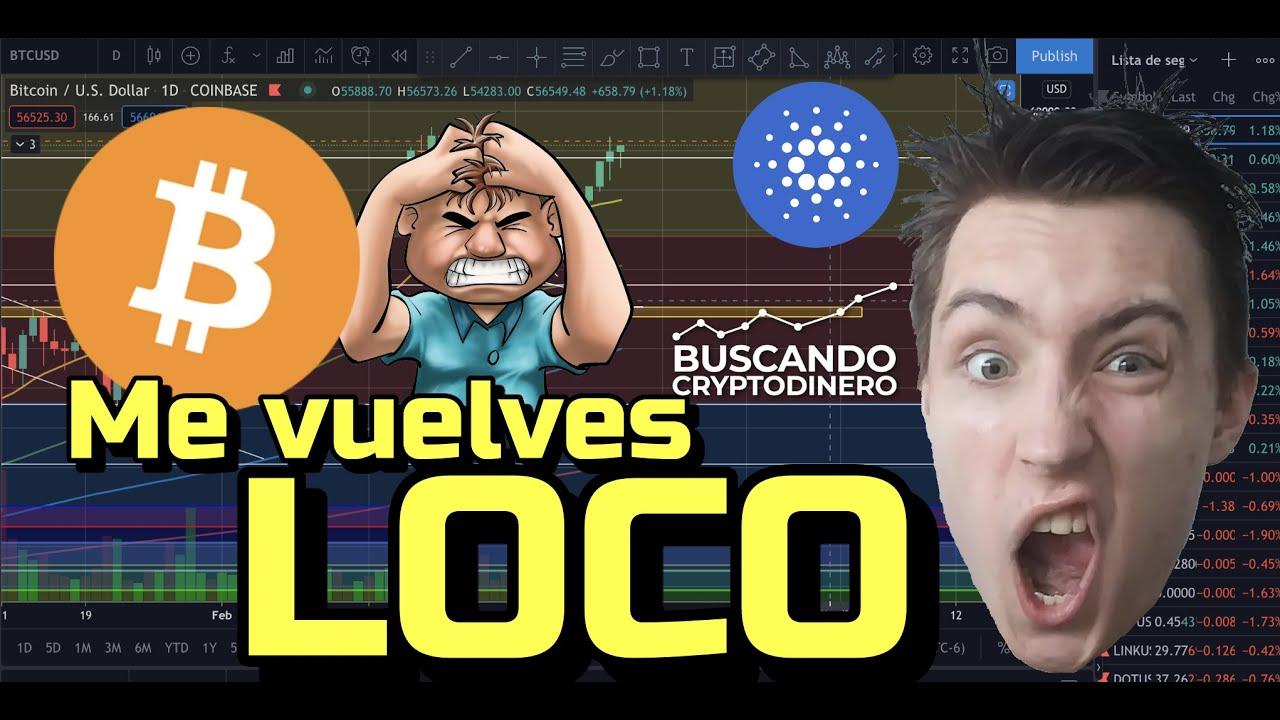 Bitcoin me vuelves LOCO 🤪😤 + 26 Altcoins Y Rifa !!