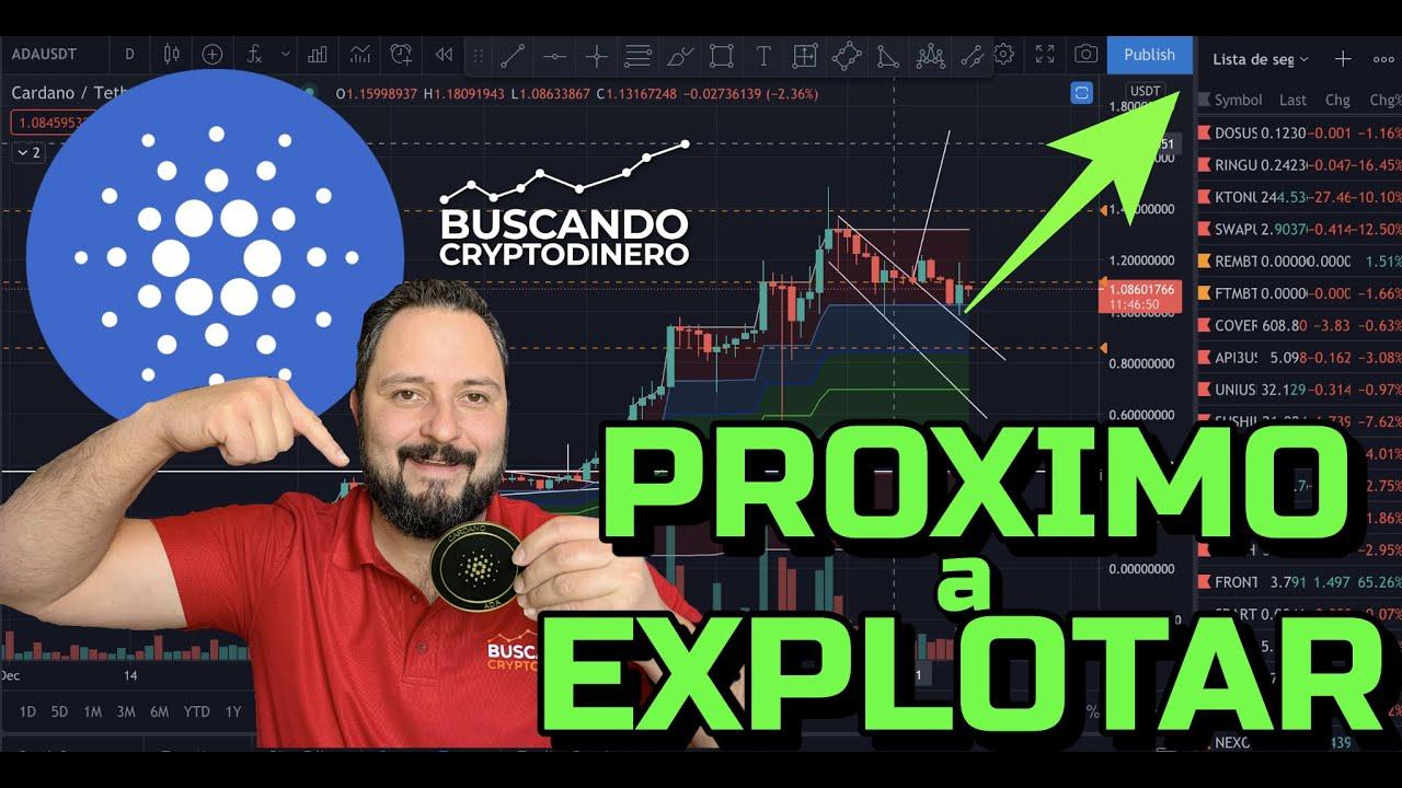 🔵 Cardano ADA Proximo a EXPLOTAR + 22 monedas y rifa !!!