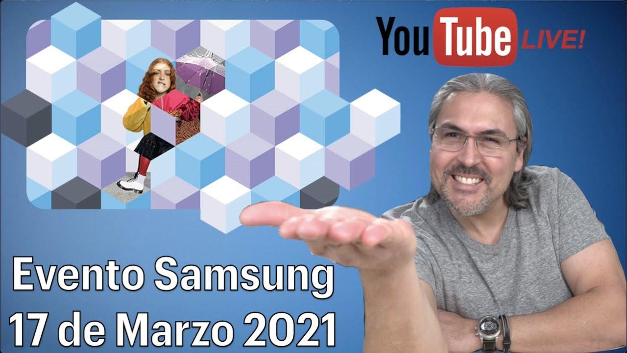 Samsung Galaxy Unpacked en VIVO con lo NUEVO