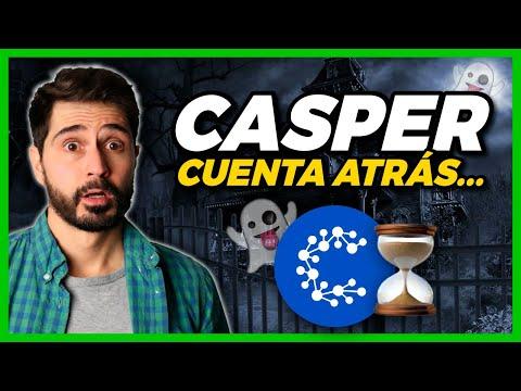 💥 CAMBIOS en la ICO del TOKEN CASPER! 💥Últimas Noticias Preventa Casper + Tutorial Coinlist 👻