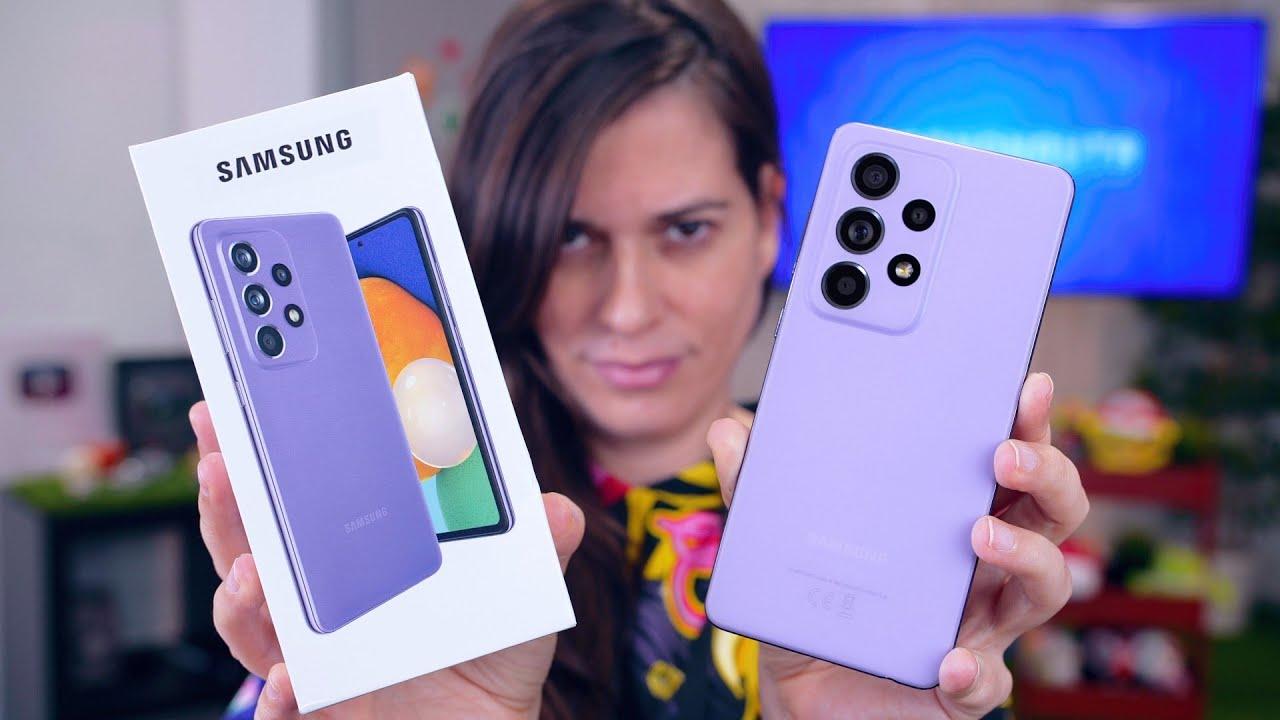 ESTE SAMSUNG ESTÁ PARA LA FOTO!!!!!!! Galaxy A52
