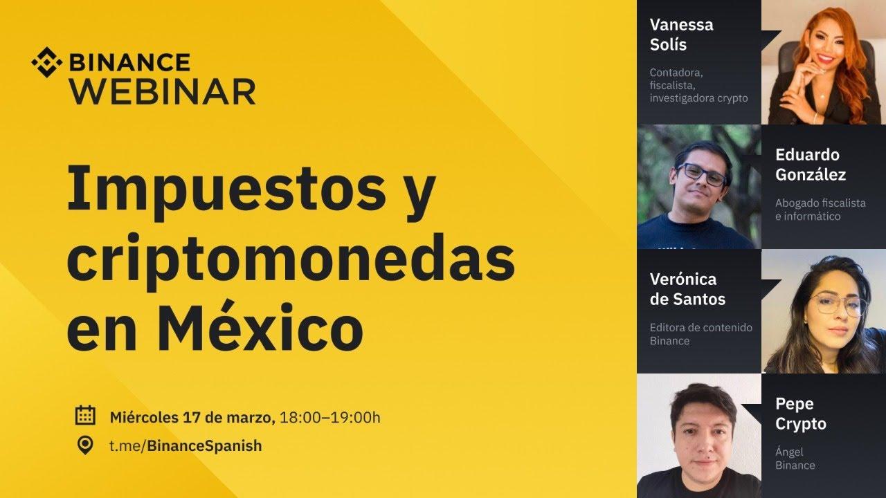 Impuestos y criptomonedas en México