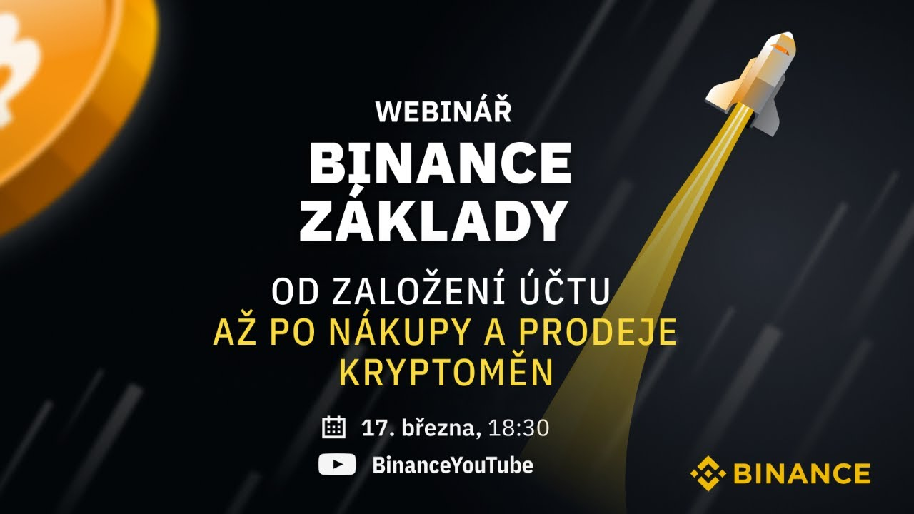 Jak začít sBinance?  Od založení účtu až po nákupy a prodeje kryptoměn