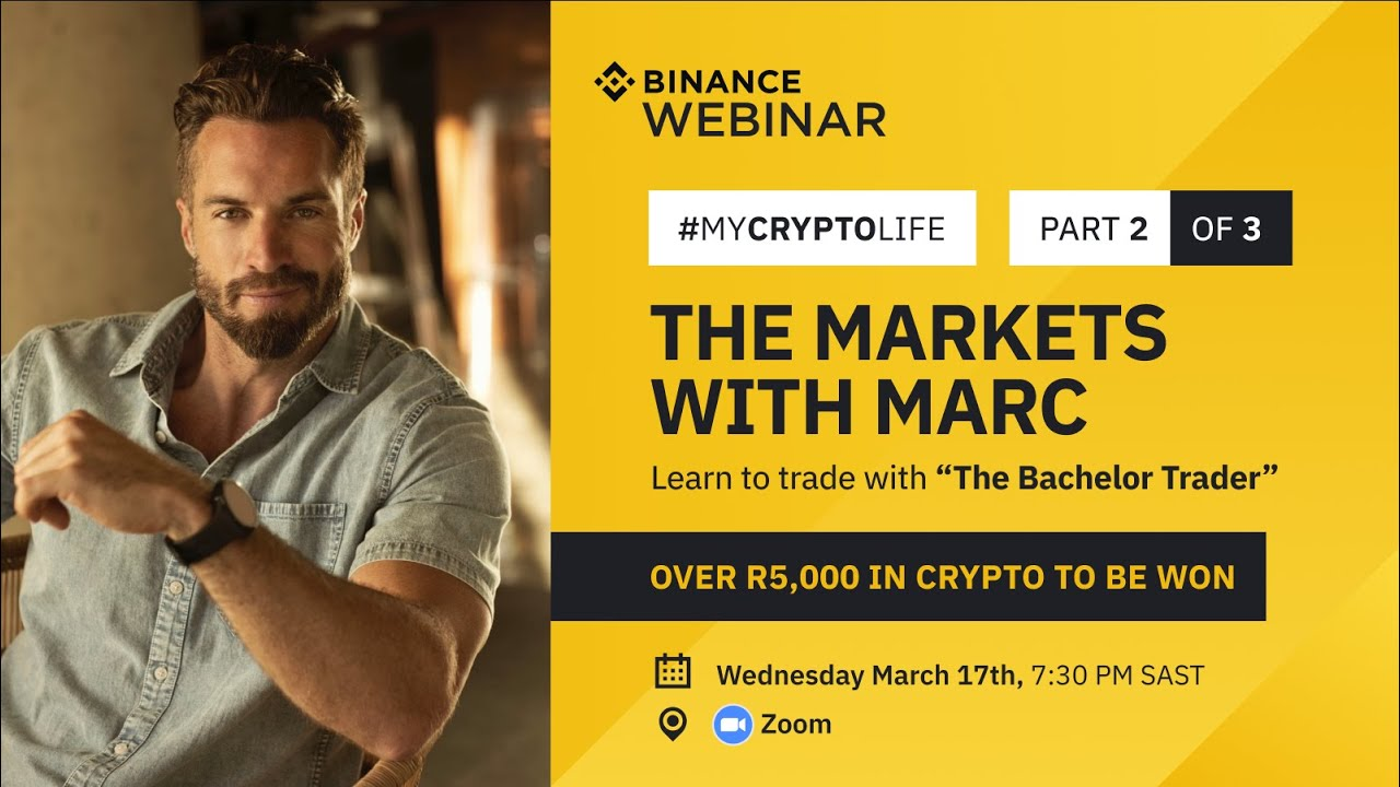 Markets with Marc, Webinar Series (South Africa) (Part 2)