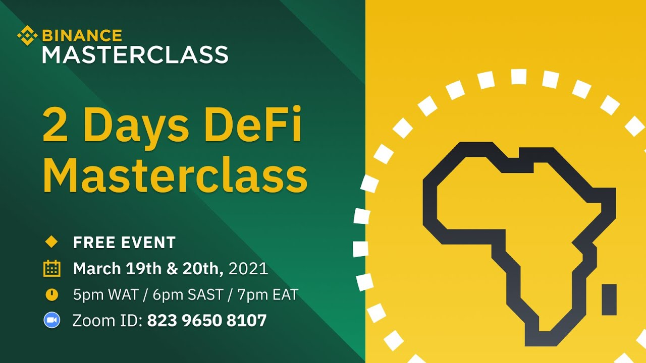 2 Days DeFi Masterclass