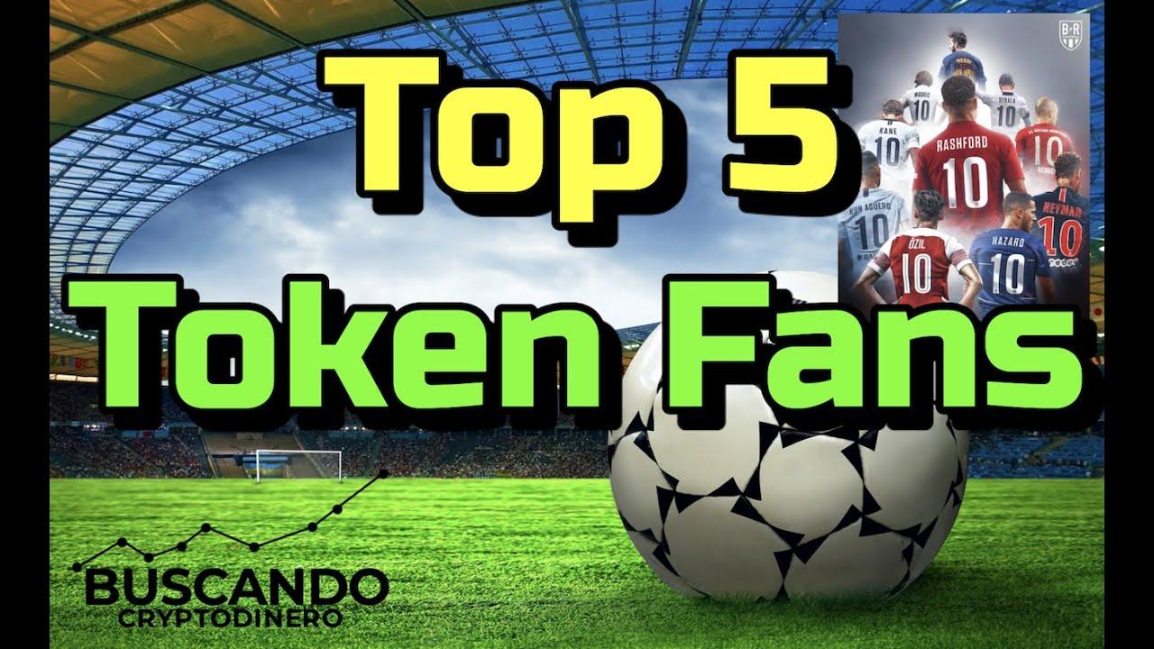 ⚽️ Fans Token: Top 5 de Equips de Futbol 🔥