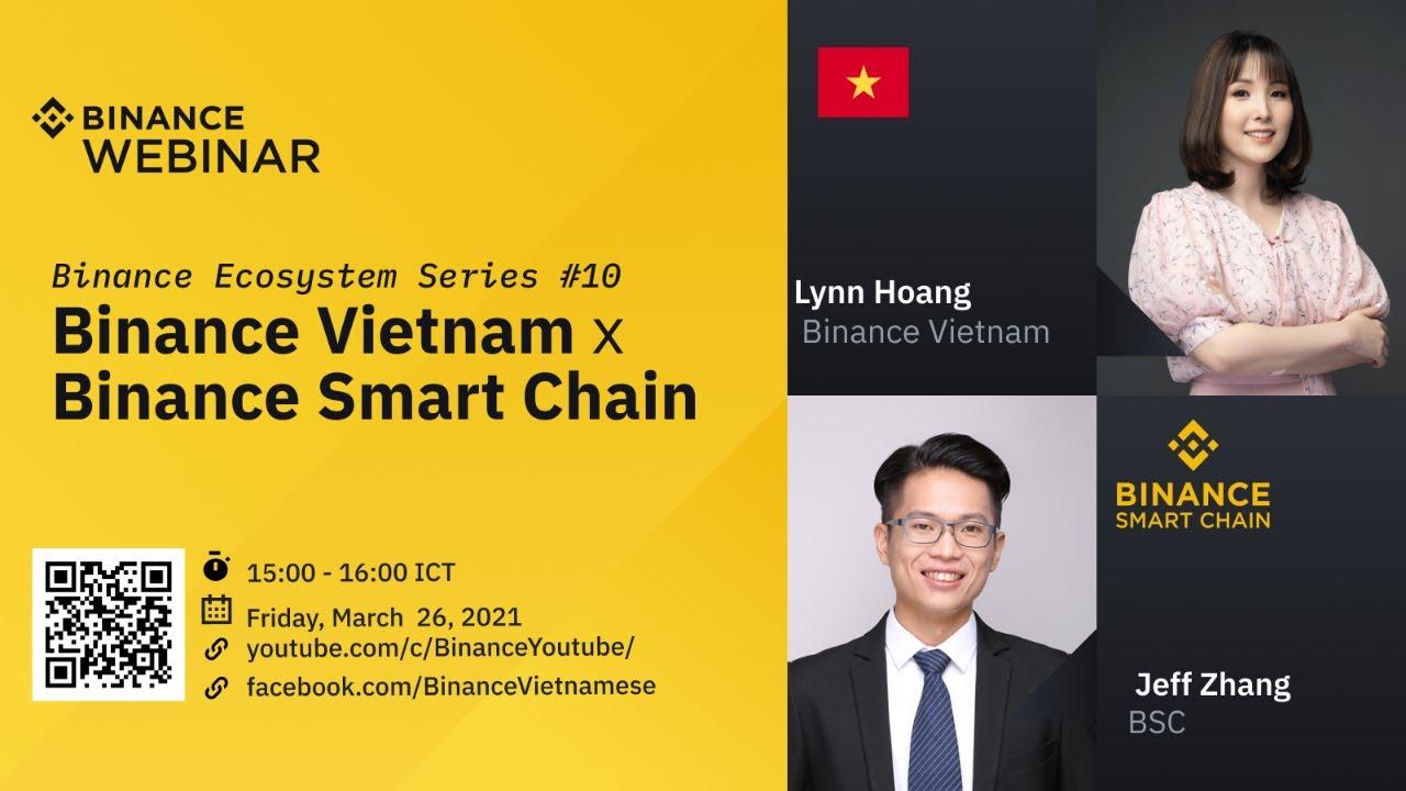 Binance Ecosystem Series #10: Binance Vietnam x Binance Smart Chain