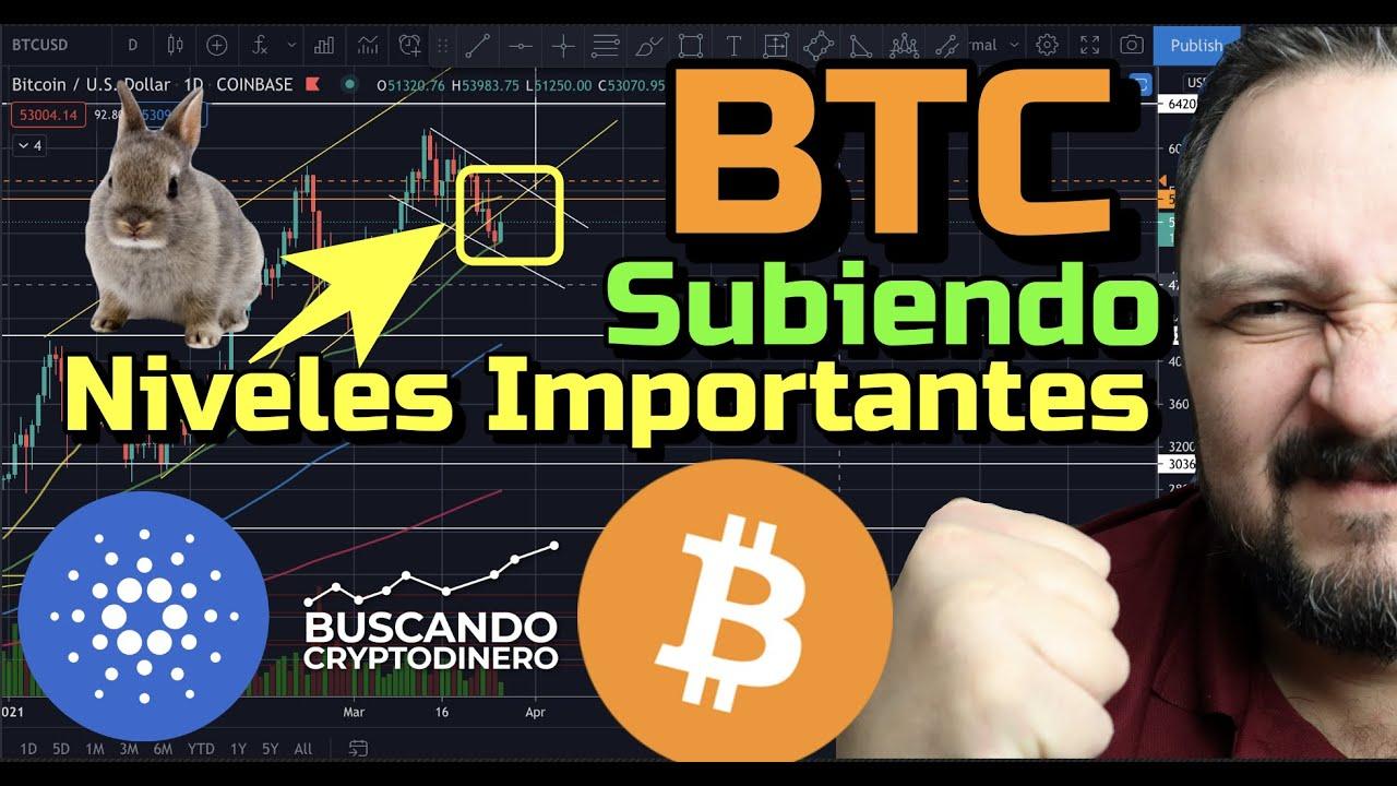 Bitcoin 🚀 subiendo PERO🚦 estos niveles son IMPORTANTES + 19 Monedas y 2 rifas !!