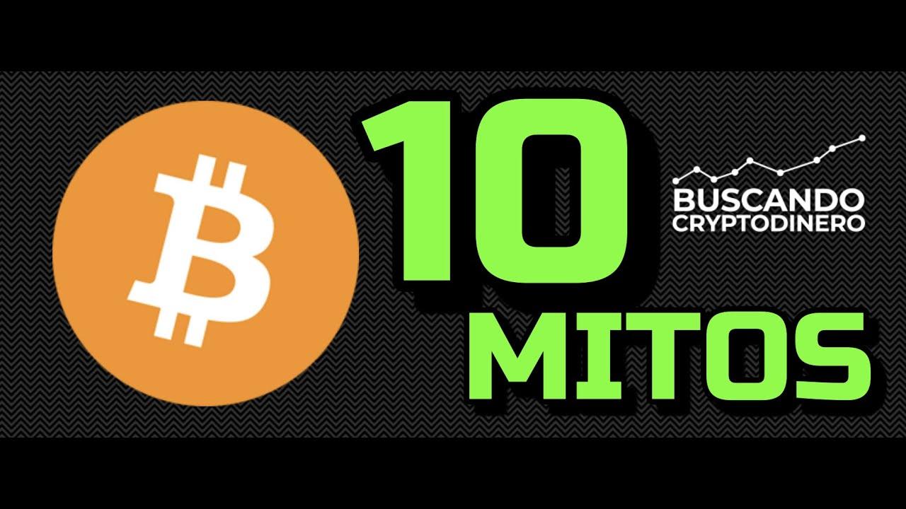 🤯 10 MITOS sobre BITCOIN !!! (#bitcoin)