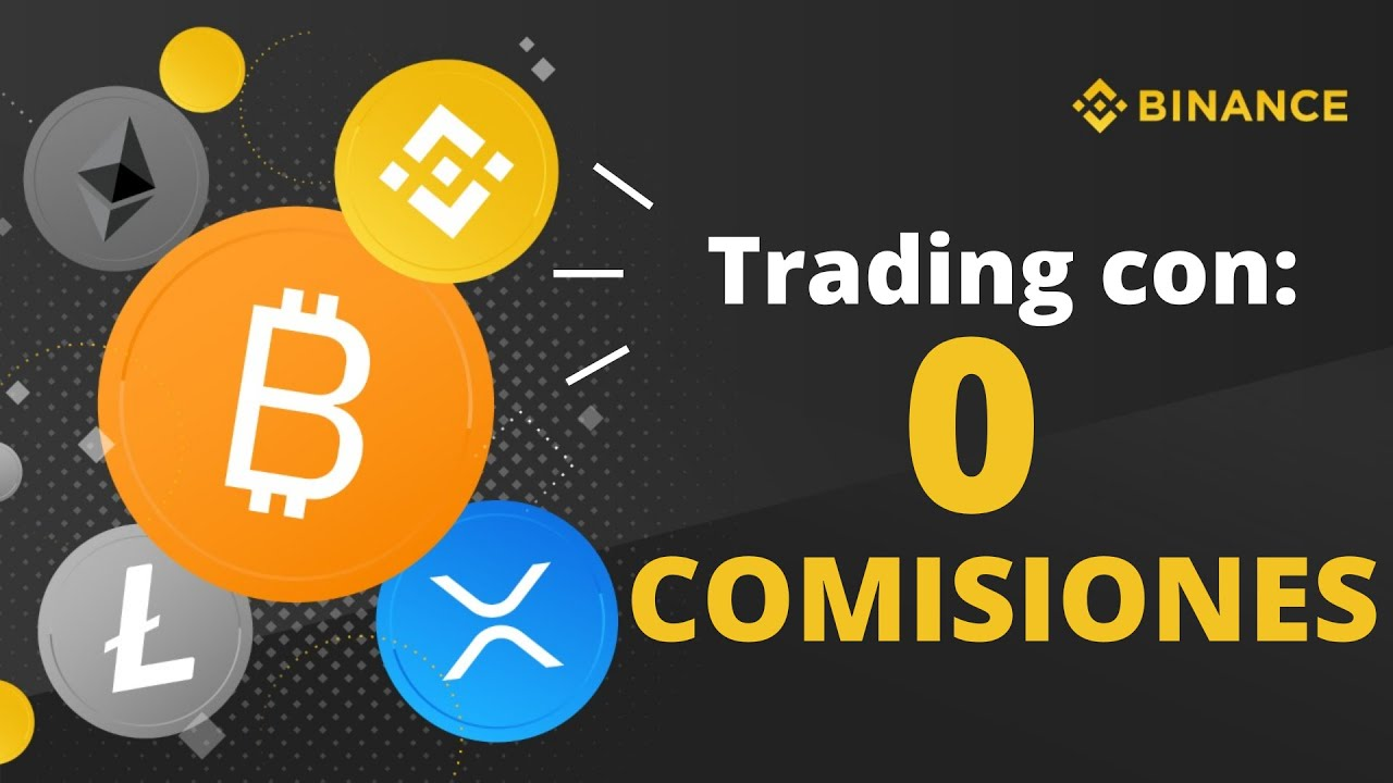 BINANCE EXCHANGE TUTORIAL EN ESPAÑOL 2021 0 Como obtener comisiones de trading en criptomonedas