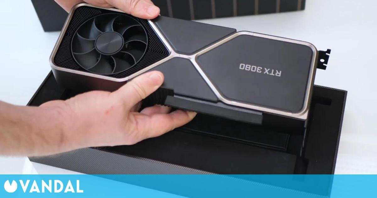 NVIDIA también limitará el poder de minado de la GeForce RTX 3080 Ti según rumores