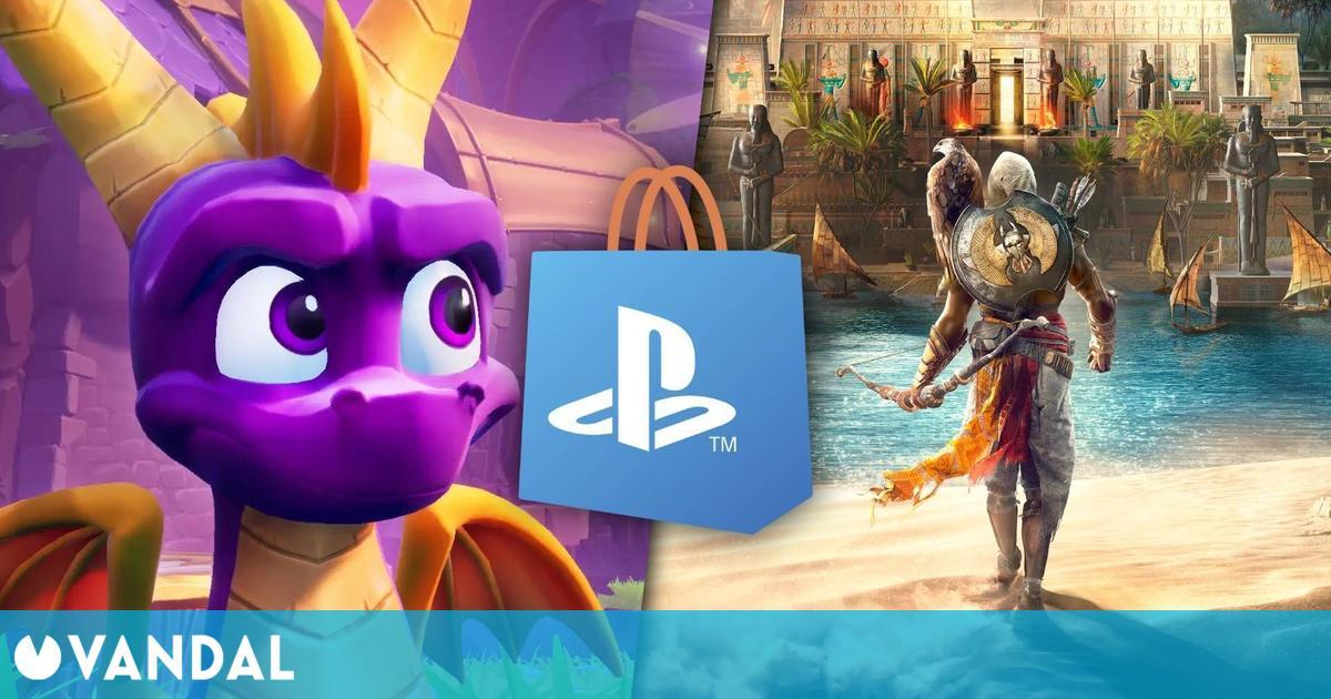 Ofertas PS Store: Precuelas y secuelas de PS4 con grandes descuentos