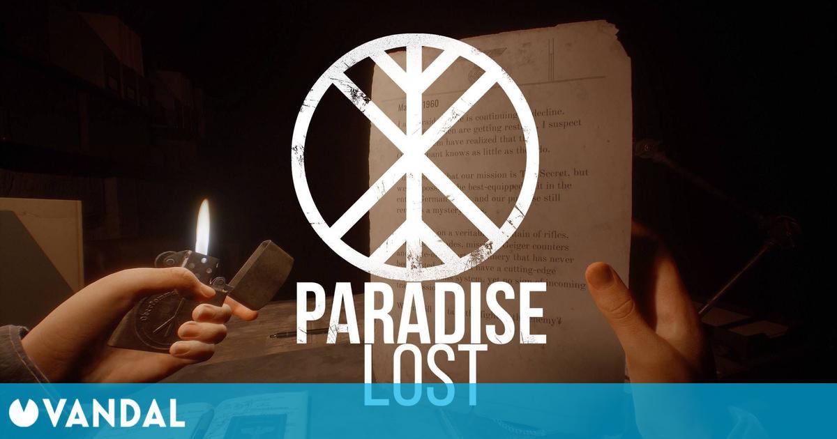 Paradise Lost abrirá su búnker nazi abandonado el 24 de marzo en PS4, Xbox One y PC