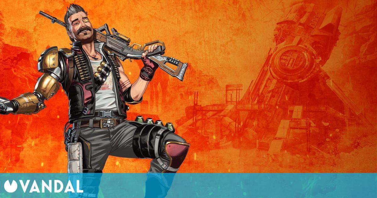 Apex Legends consigue su nuevo máximo histórico de jugadores simultáneos en Steam