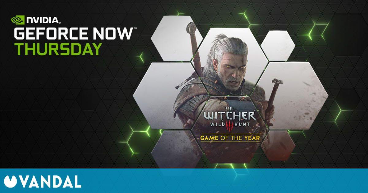 La saga The Witcher llega a GeForce Now, el servicio de streaming de NVIDIA