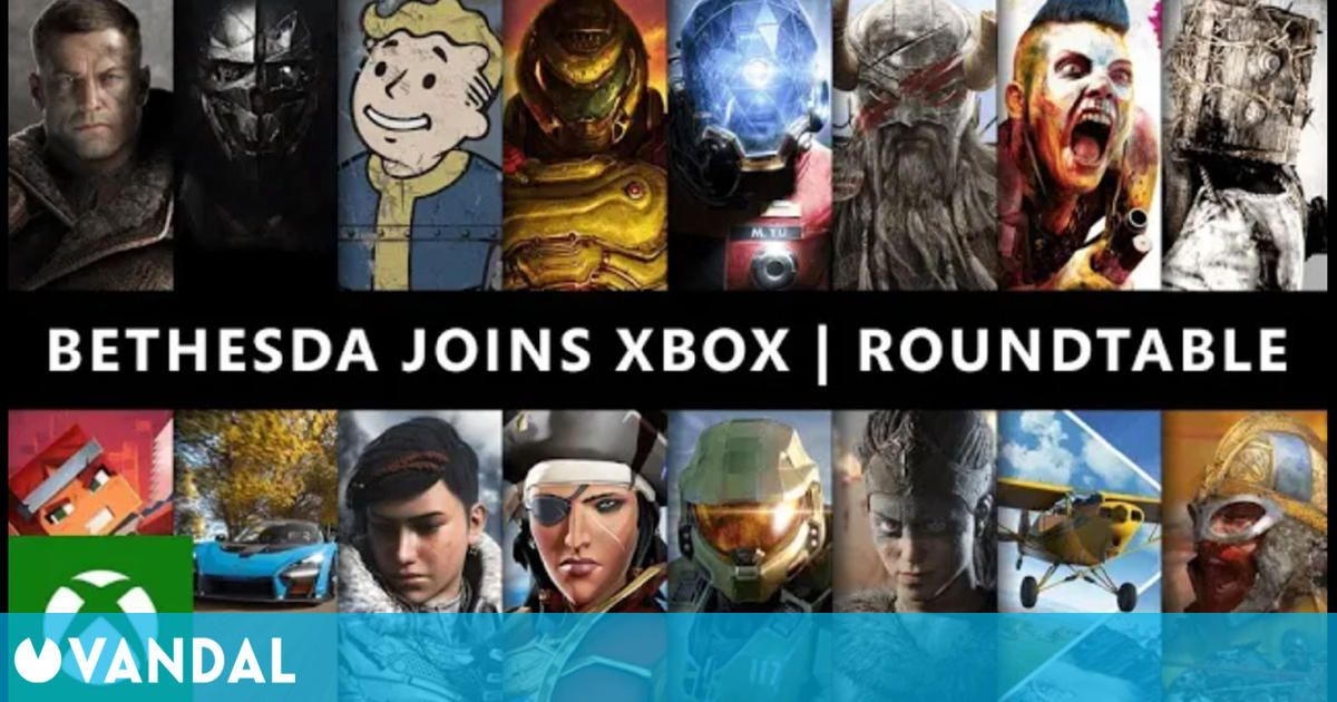 Xbox y Bethesda harán una mesa redonda sin anuncios este jueves a las 19:00h