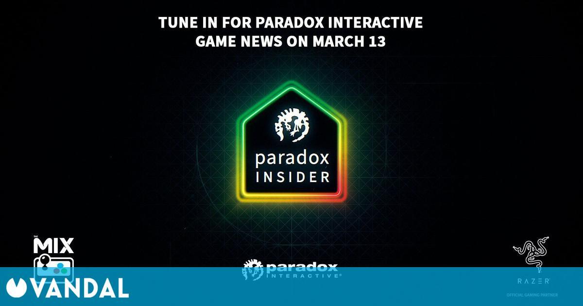 Paradox Interactive presentará sus novedades en Paradox Insider el 13 de marzo