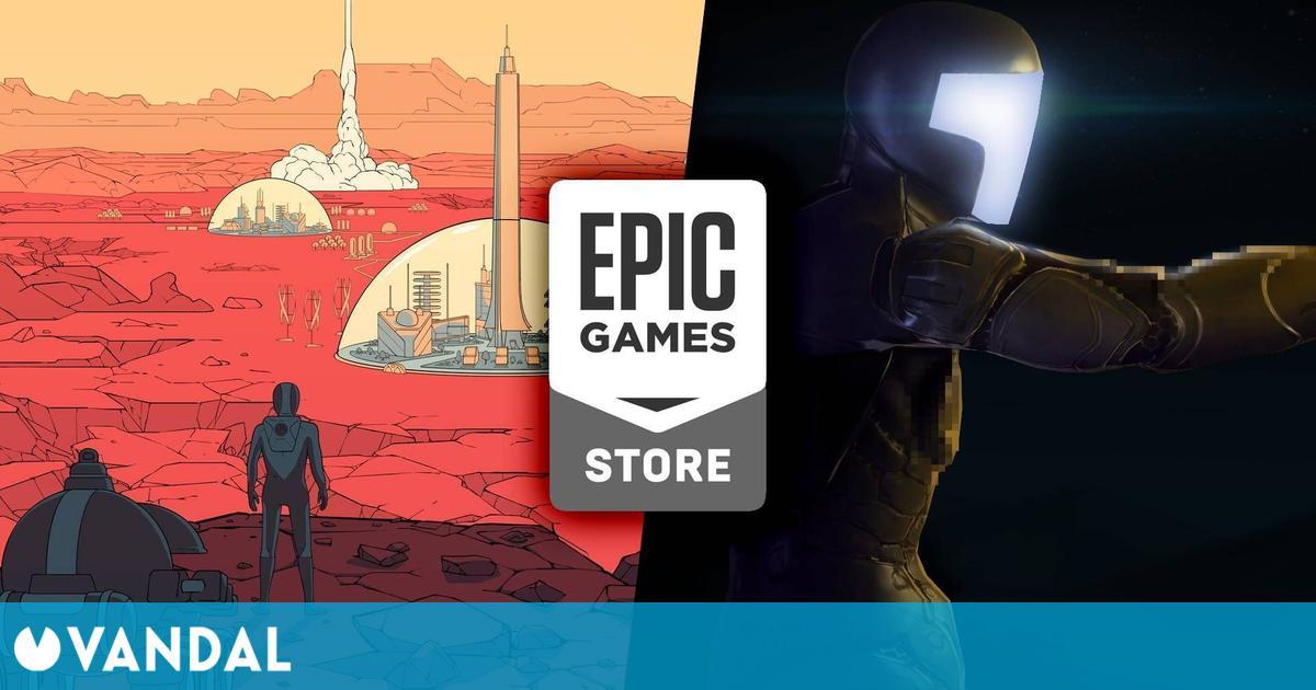 Surviving Mars ya disponible gratis en Epic Games Store; The Fall el próximo jueves