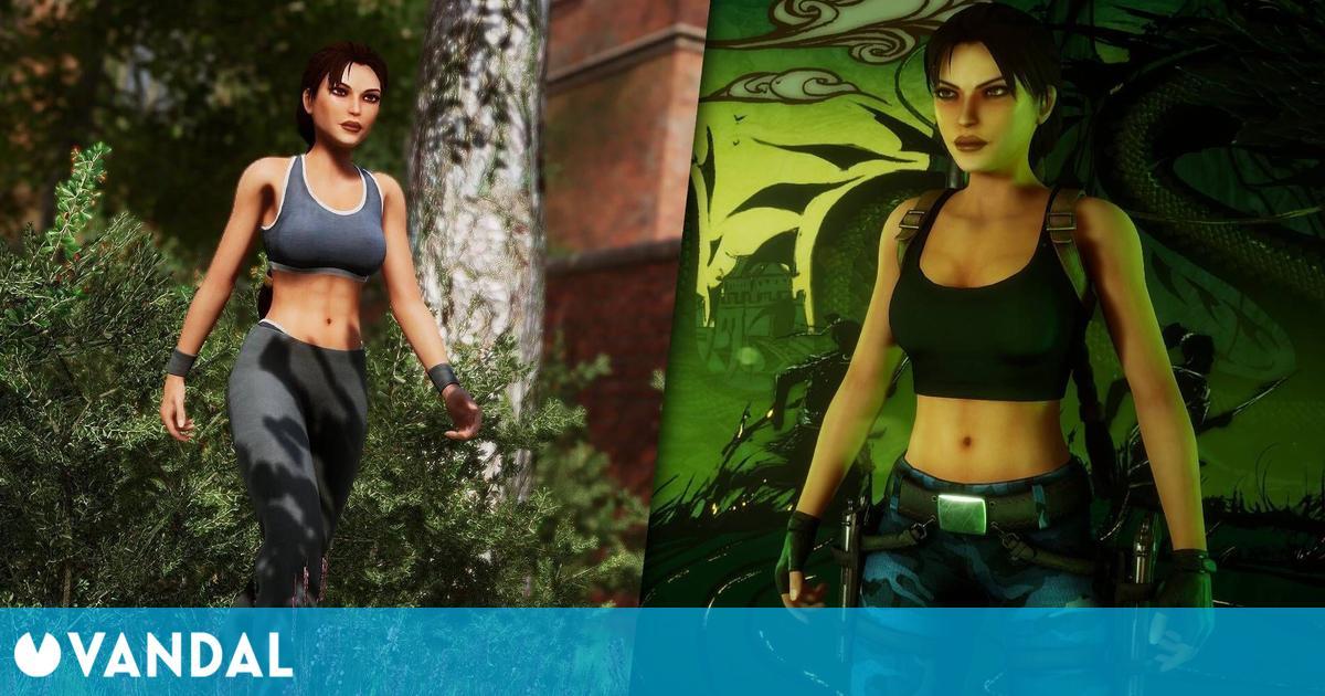 Así es el espectacular remake de Tomb Raider 2 hecho por un fan en Unreal Engine 4