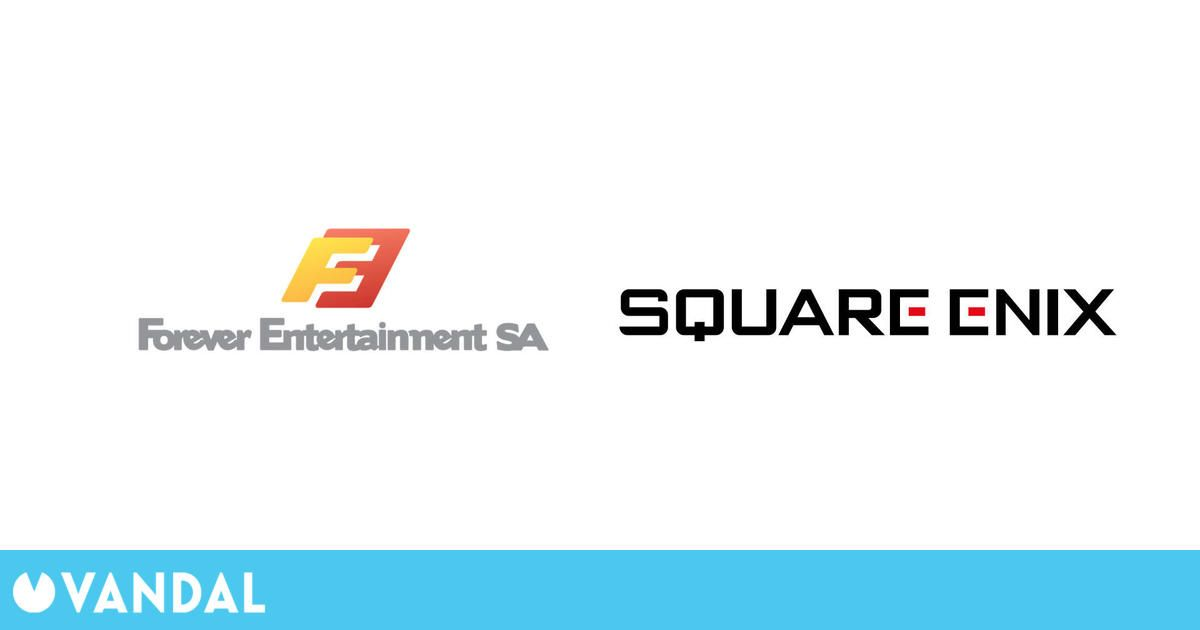 Forever Entertainment lanzará varios remakes de una saga de Square Enix Japan