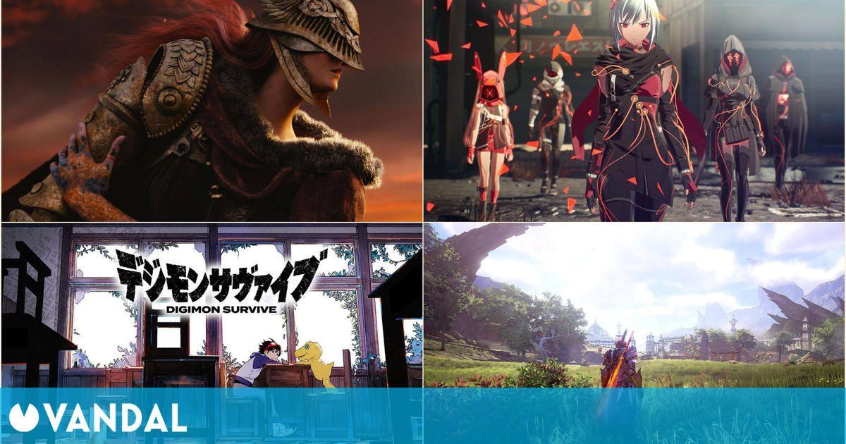 Bandai Namco Next sería un evento digital de la editora de Elden Ring y Guilty Gear