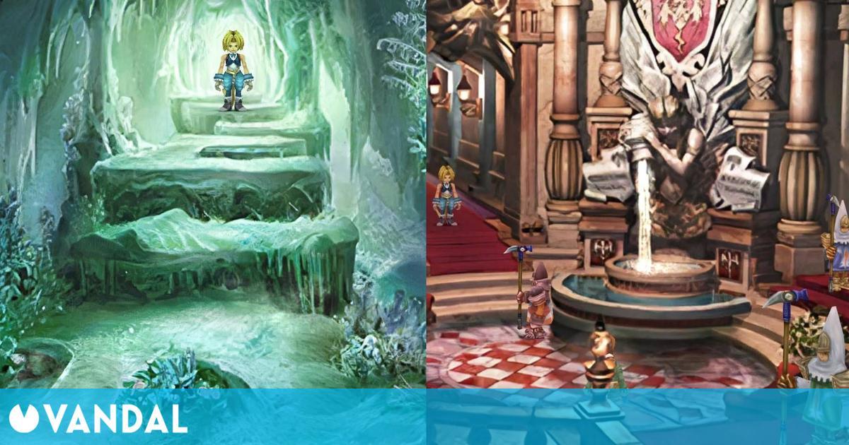 Final Fantasy 9 Moguri Mod: El espectacular mod que remasteriza el clásico de Square