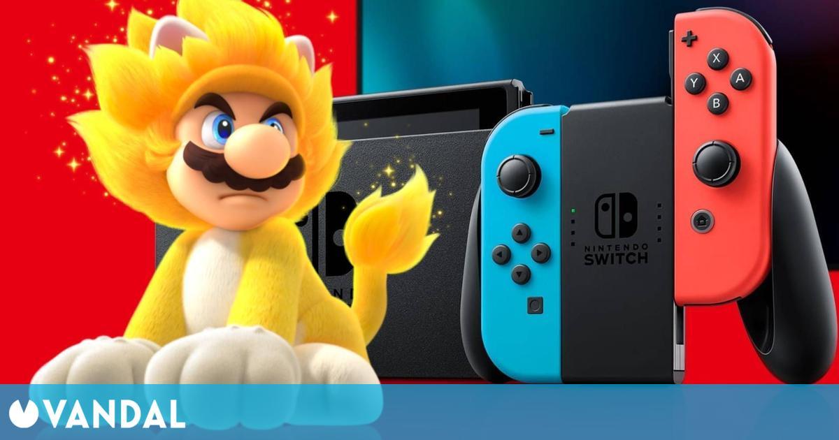 Super Mario 3D World y Switch fueron los más vendidos de febrero en Estados Unidos