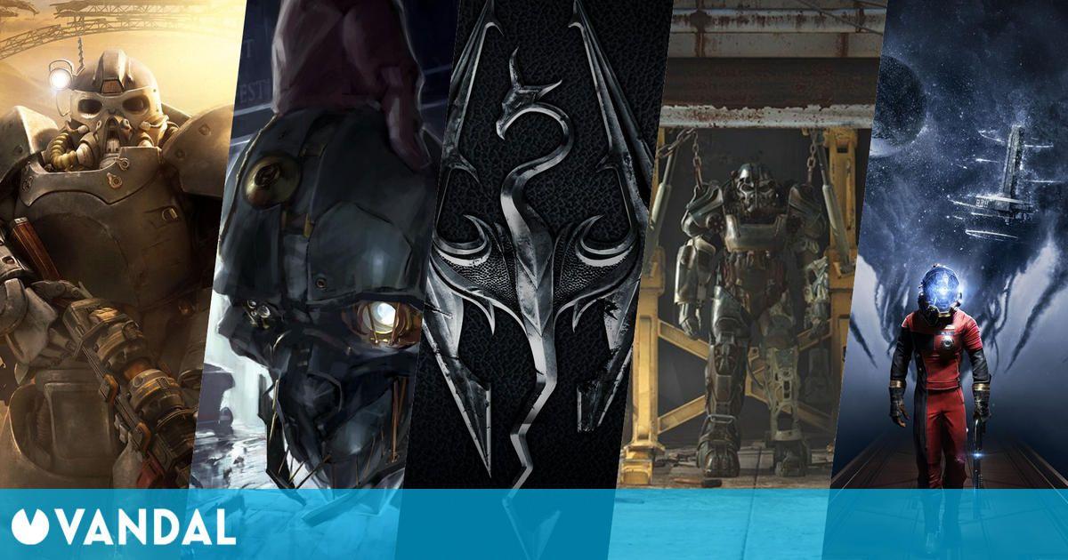 Xbox anuncia los primeros cinco juegos de Bethesda que aprovecharán el FPS Boost