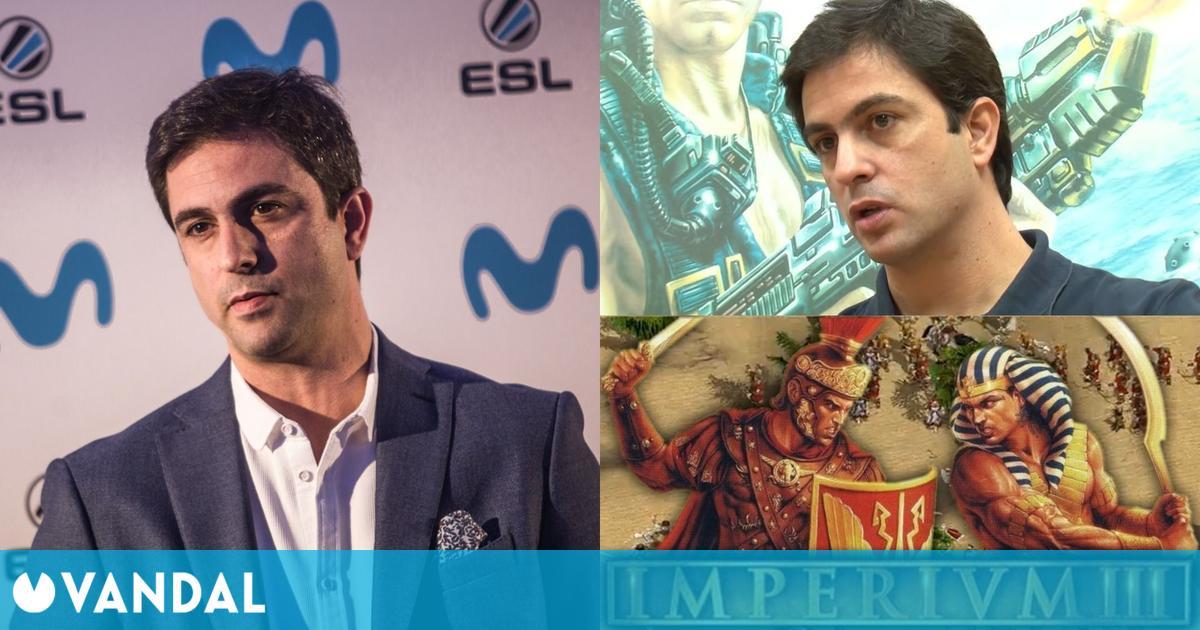 Manuel Moreno: llevando los videojuegos al Parlamento Europeo con una historia de romanos
