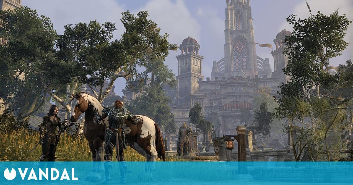The Elder Scrolls Online tiene más de 18 millones de jugadores