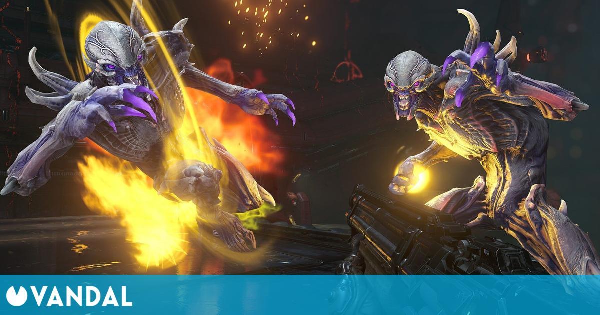 Doom Eternal: Filtradas imágenes y fecha de lanzamiento de The Ancient Gods Parte 2