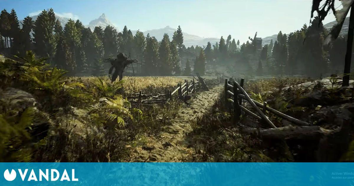 The Elder Scrolls 6: Imaginan cómo se vería el juego haciendo uso de Unreal Engine 4