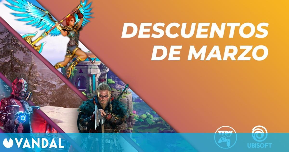 TTDV lanza ofertas en juegos de Ubisoft: Assassin's Creed Valhalla, Just Dance 2021 y más