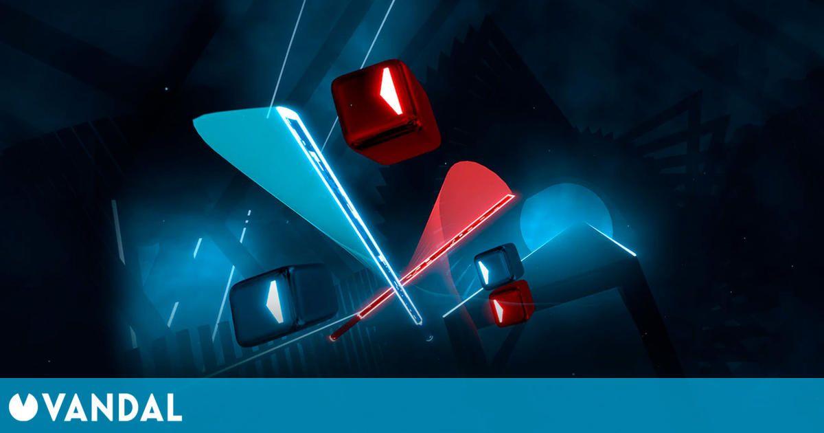Beat Saber para VR recibirá gratis el pack OST4 de temática metal esta semana