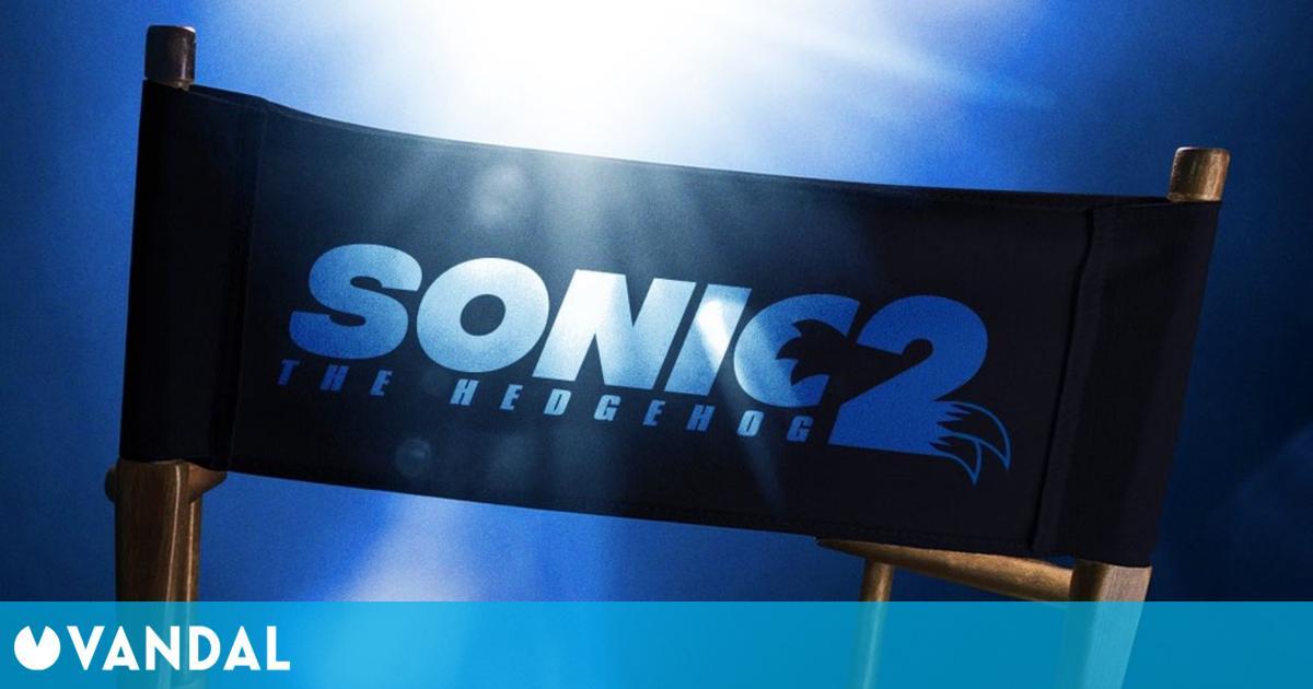 Sonic La Película 2: El director anuncia el comienzo de la producción