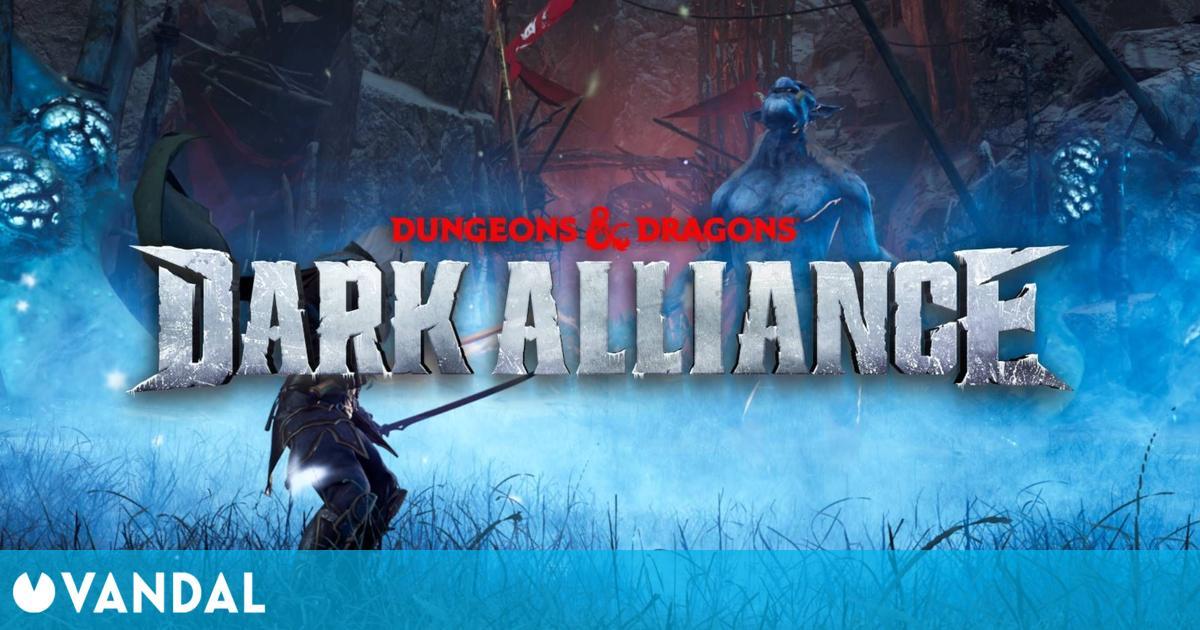Dungeons and Dragons: Dark Alliance llegará el 22 de junio a todas las plataformas