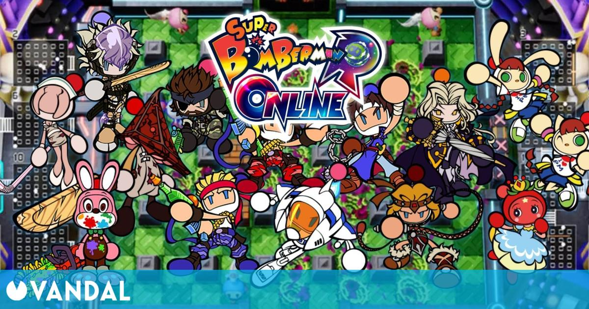 Super Bomberman R Online se lanzará como 'free-to-play' en PS4, Xbox One, Switch y PC