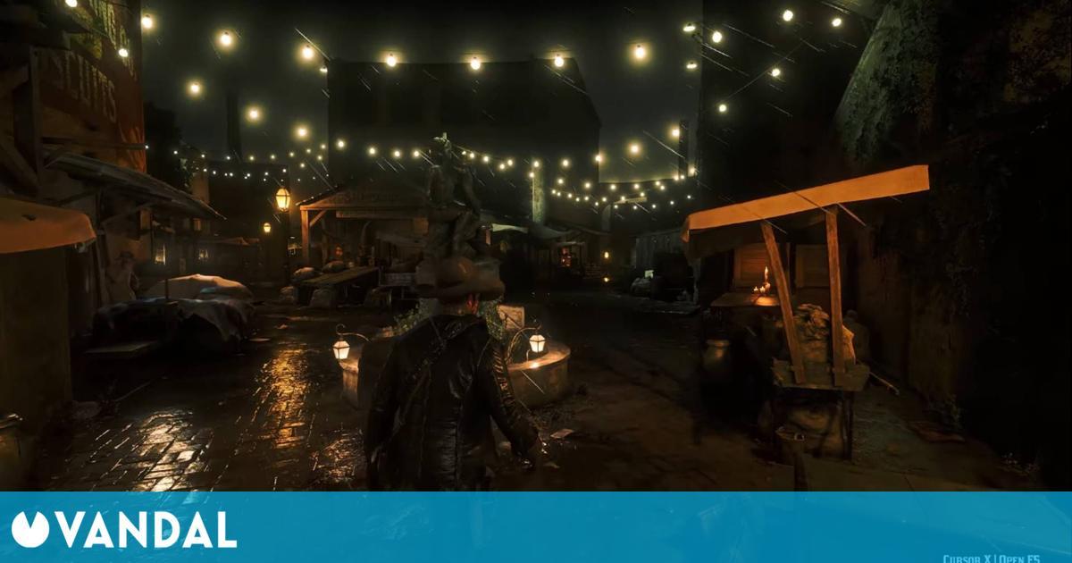 Así de espectacular se ve Red Dead Redemption 2 a 8K y con ray tracing gracias a los mods