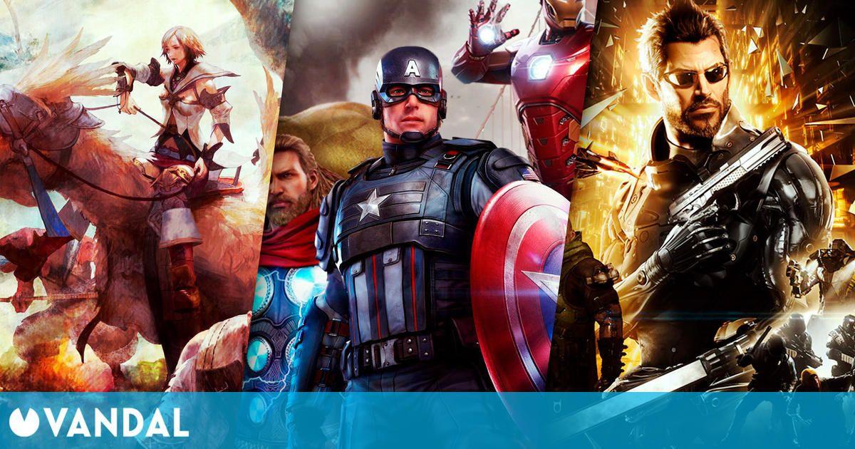 Ofertas Xbox: Múltiples descuentos en juegos de Square Enix y más