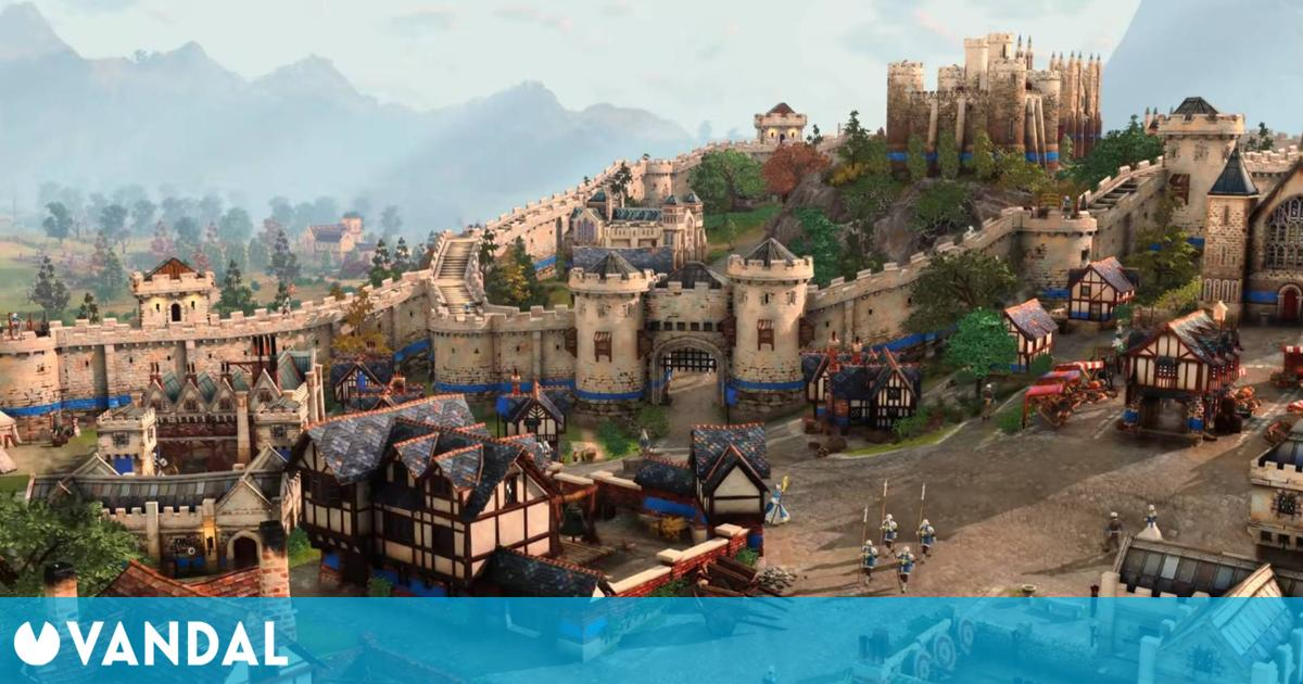 Age of Empires 4 mostrará su jugabilidad en un evento de la saga el 10 de abril